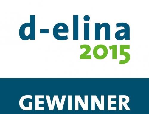 """Das Austauschprojekt """"Paris / Den Schwarzwald Sinn-voll erleben"""" gewinnt den d-elina Award 2015"""