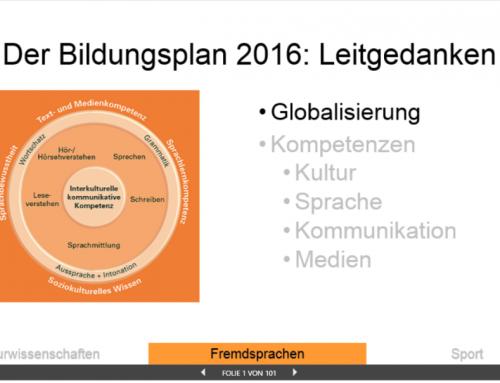 Vortrag Bildungskongress (Oktober 2016)